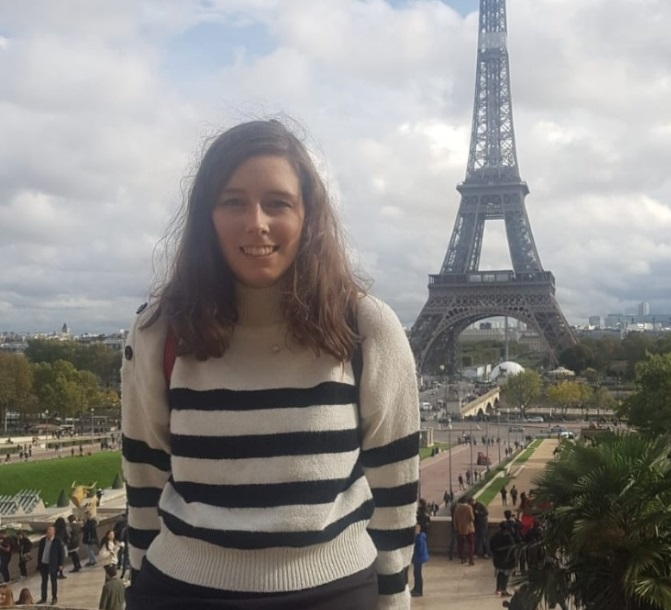 Gaëlle Le Moine, CER student